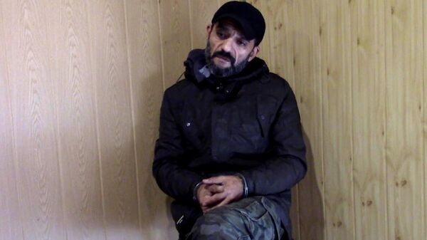 ФСБ задержала гражданина Узбекистана за незаконное пересечение госграницы из Украины в РФ - Sputnik Ўзбекистон
