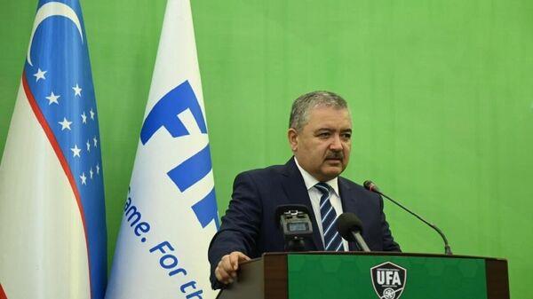Abdusalom Azizov pereizbran na post glavы AFU - Sputnik Oʻzbekiston