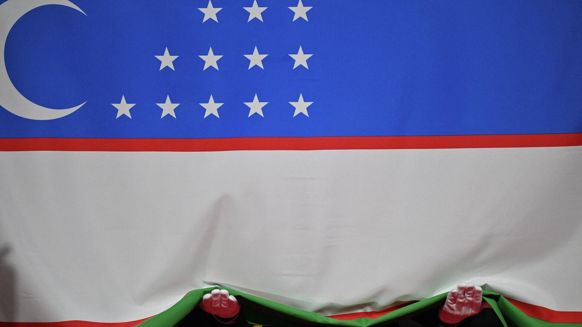 Флаг РУз - Sputnik Узбекистан, 1920, 27.09.2021
