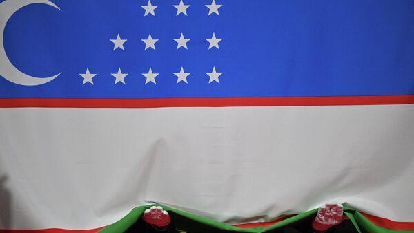 Флаг РУз - Sputnik Узбекистан