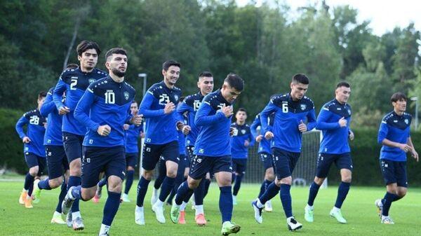 Сборная Узбекистана по футболу - Sputnik Ўзбекистон
