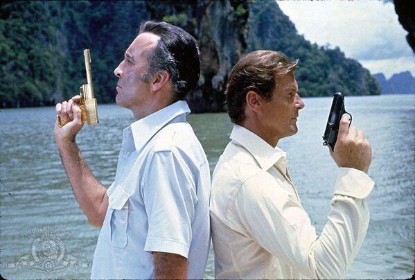 """""""Человека с золотым пистолетом"""" снимали также в Таиланде в заливе Пханг Нга. - Sputnik Узбекистан"""