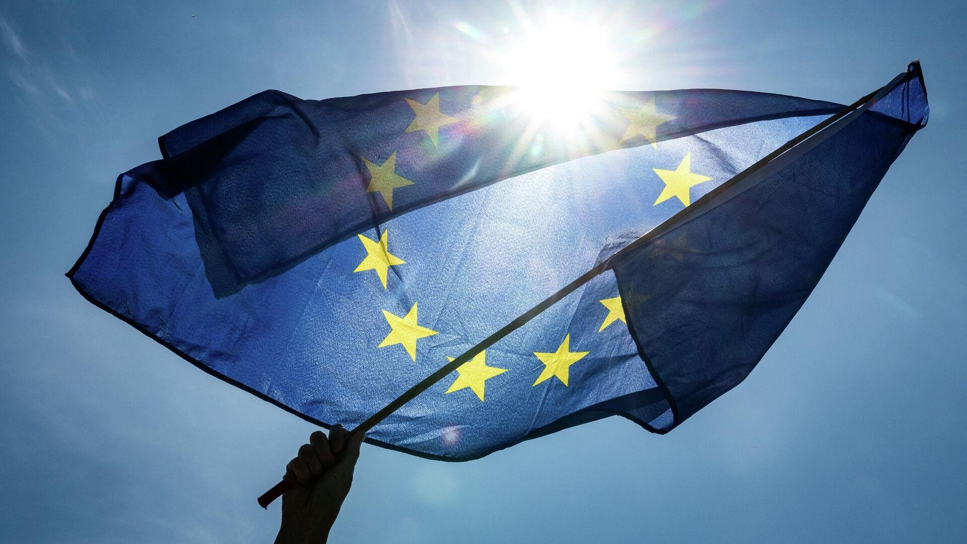 Флаг ЕС - Sputnik Узбекистан, 1920, 29.09.2021