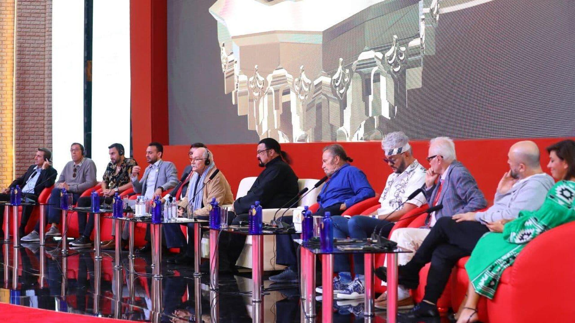 Дни российского кино пройдут в Узбекистане во время международного кинофестиваля - Sputnik Узбекистан, 1920, 29.09.2021