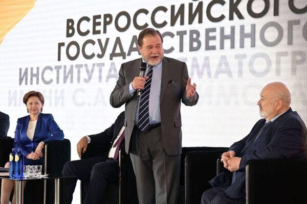 Открытие филиала ВГИКа в Ташкенте - Sputnik Узбекистан