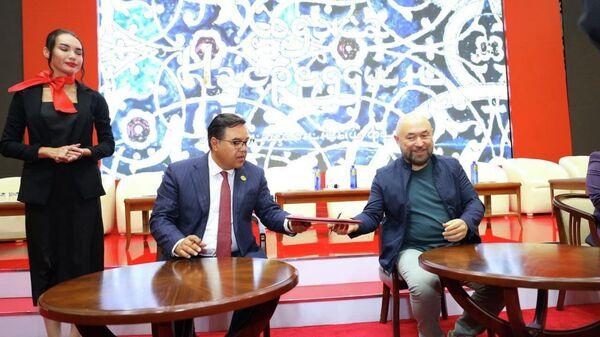 Тимур Бекмамбетов откроет в Узбекистане школы-студии анимационного кино - Sputnik Узбекистан