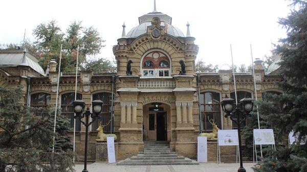 Дворец Романова в Ташкенте - Sputnik Ўзбекистон