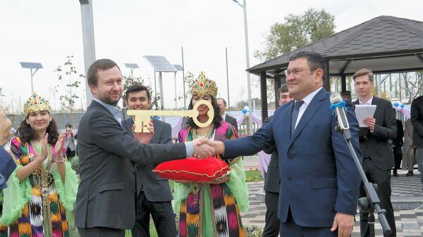Для студентов ташкентского МИФИ построили современное общежитие - Sputnik Ўзбекистон