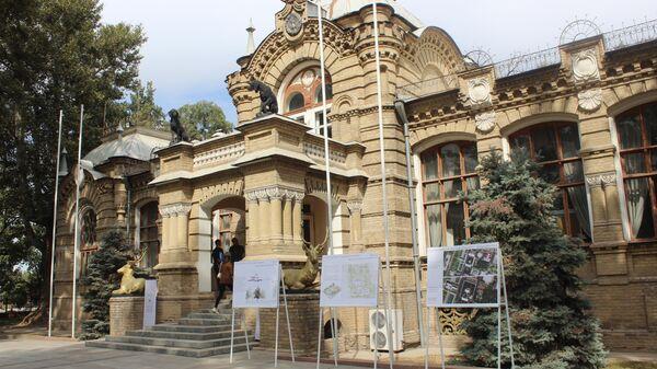 В особняке Великого князя Романова откроют филиал Музея искусств - Sputnik Узбекистан