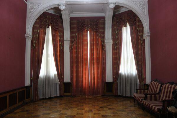 Раньше дворец уже подвергался реставрационным работам, которые проходили с 1978 по 1980 гг. - Sputnik Узбекистан