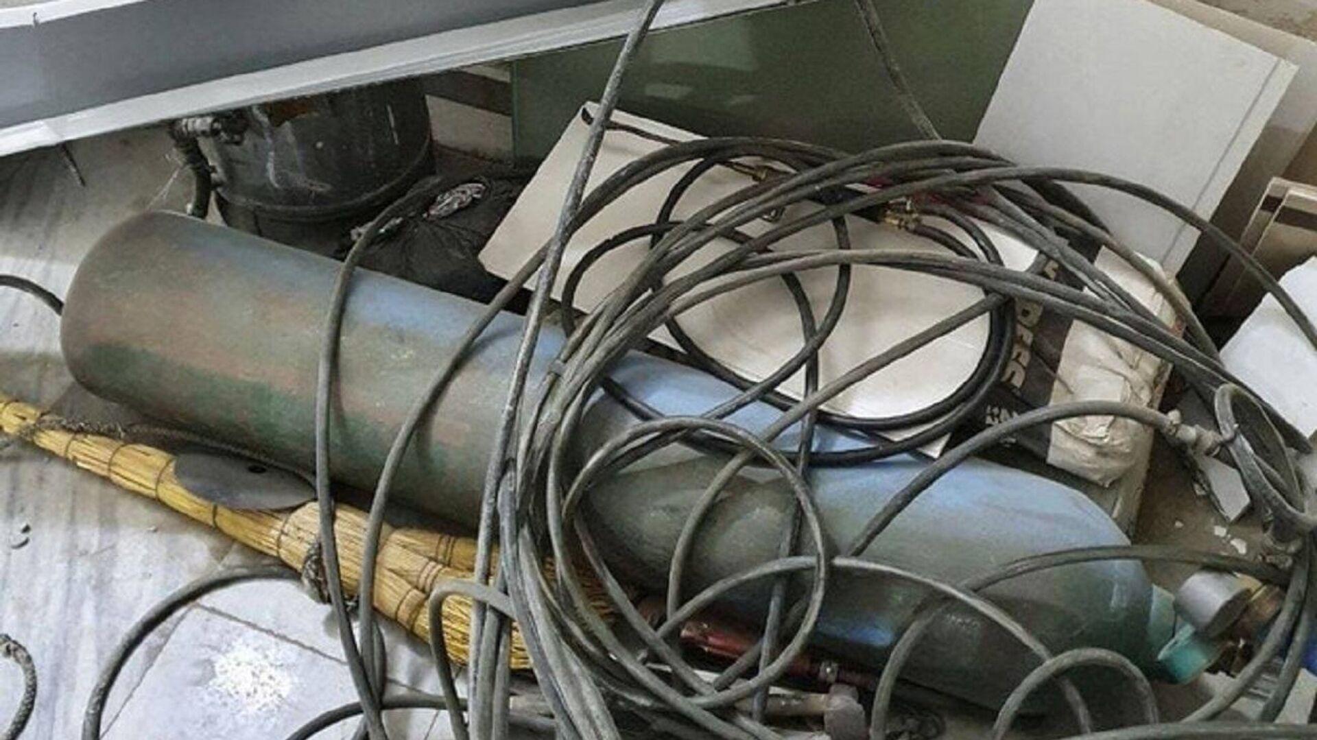 Взрыв газа в новостройке в Чиланзарском районе Ташкента - Sputnik Ўзбекистон, 1920, 04.10.2021