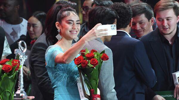Церемония закрытия Ташкентского международного кинофестиваля Жемчужина Шелкового пути - Sputnik Узбекистан