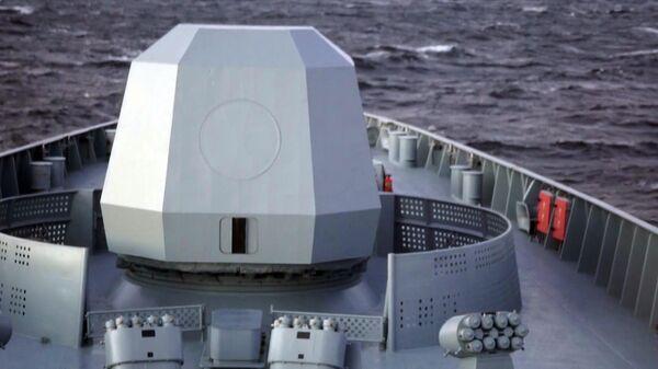Fregat Admiral Gorshkov provel uspeshnыy pusk raketы Tsirkon - Sputnik Oʻzbekiston