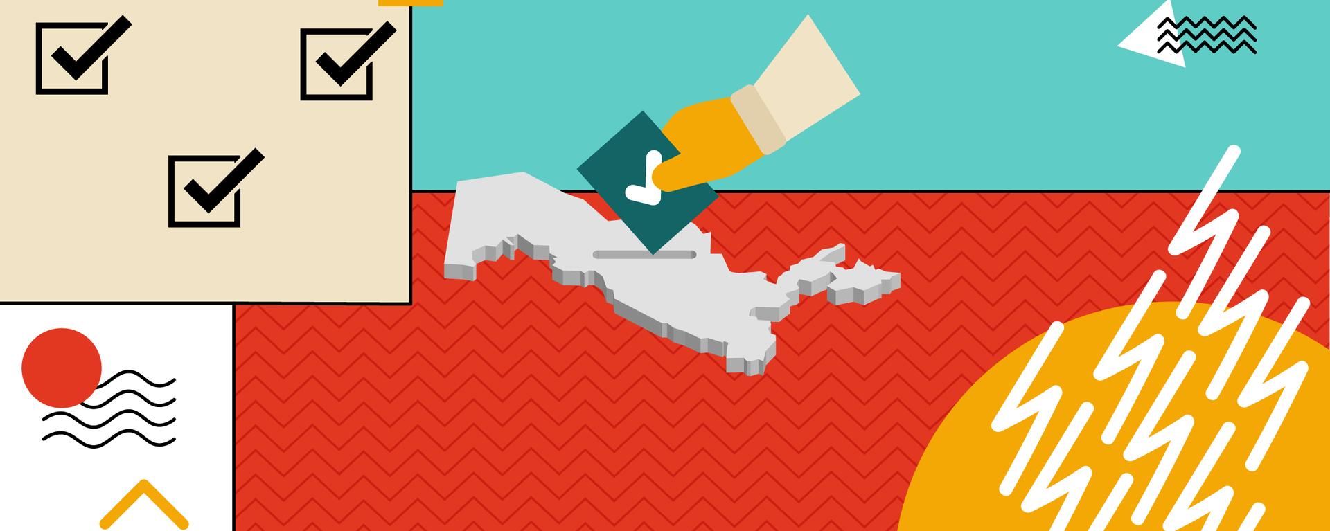 Президентские выборы в Узбекистане — 2021 - Sputnik Узбекистан, 1920, 06.10.2021