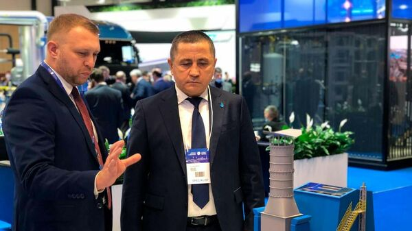 Делегация Узбекистана на X юбилейном Петербургском международном газовом форуме - Sputnik Узбекистан