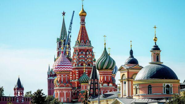 Город Москва - Sputnik Узбекистан