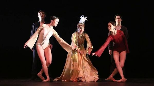 В нескольких городах России состоится постановка балета Лазги — танец души и любви - Sputnik Узбекистан