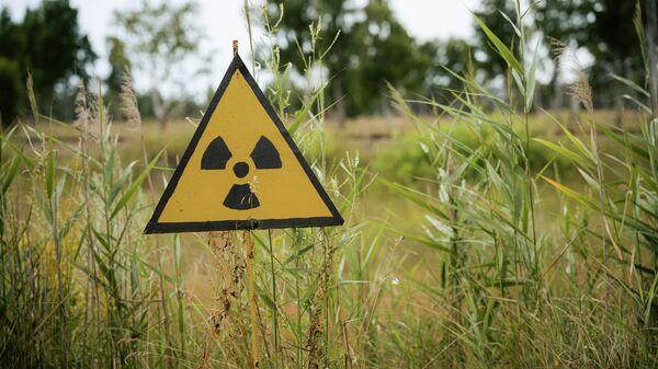 Знак радиоактивности - Sputnik Узбекистан