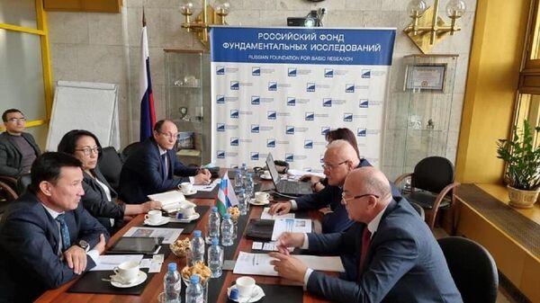 Rossiya fundamental tadqiqotlar jamgʻarmasi bilan hamkorlik - Sputnik Oʻzbekiston