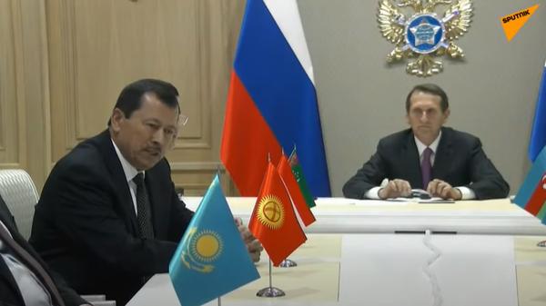 Глава ГКНБ Таджикистана Саймумин Ятимов  - Sputnik Узбекистан