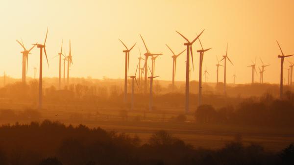Ветряная электростанция - Sputnik Узбекистан