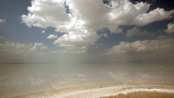 Озеро Туз в Турции - Sputnik Узбекистан