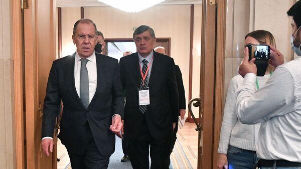 Третье заседание московского формата консультаций по Афганистану - Sputnik Ўзбекистон