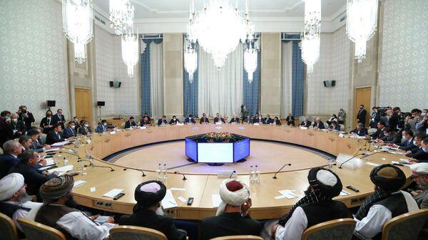 Третье заседание московского формата консультаций по Афганистану - Sputnik Узбекистан