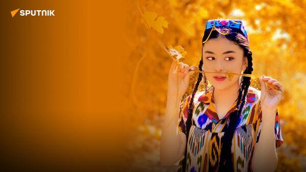 Полуфиналистка юбилейного сезона шоу Ты супер! Ширин Абдуллаева - Sputnik Узбекистан