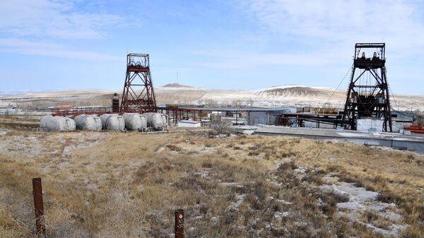Урановый рудник - Sputnik Узбекистан