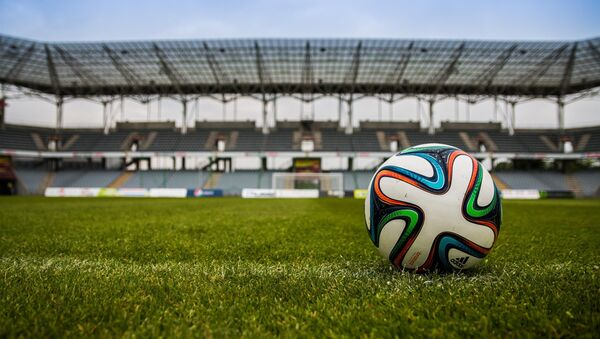 Futbolnыy stadion - Sputnik Oʻzbekiston