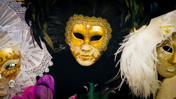 Театральная маска - Sputnik Узбекистан