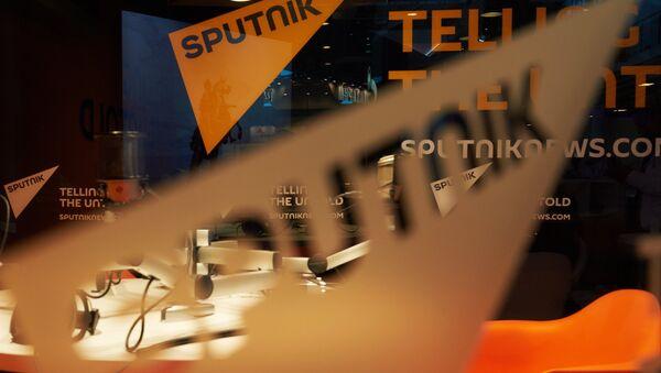 Sputnik xalqaro axborot agentligi poviloni - Sputnik Oʻzbekiston