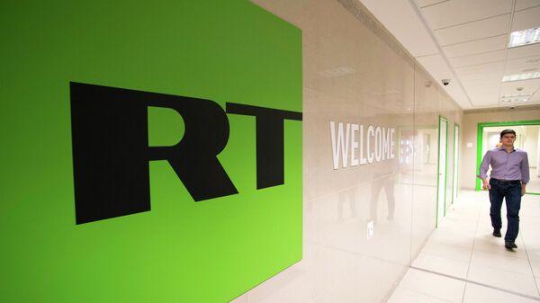 Телеканал Russia Today - Sputnik Узбекистан