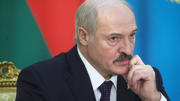 Белоруссия Республикаси президенти Александр Лукашенко - Sputnik Ўзбекистон