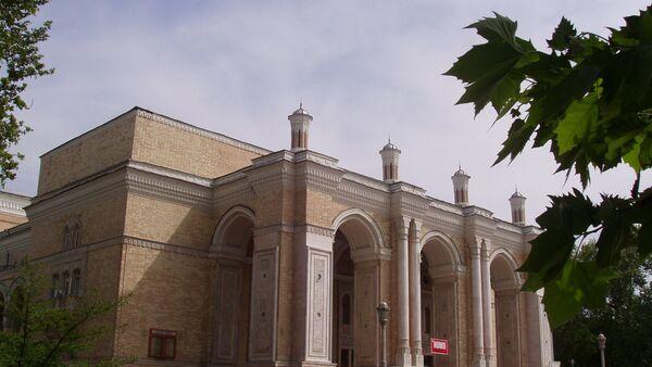 Большой театр оперы и балета имени Алишера Навои - Sputnik Узбекистан