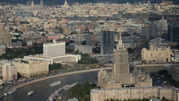 Moskva shahar koʻrinishi - Sputnik Oʻzbekiston