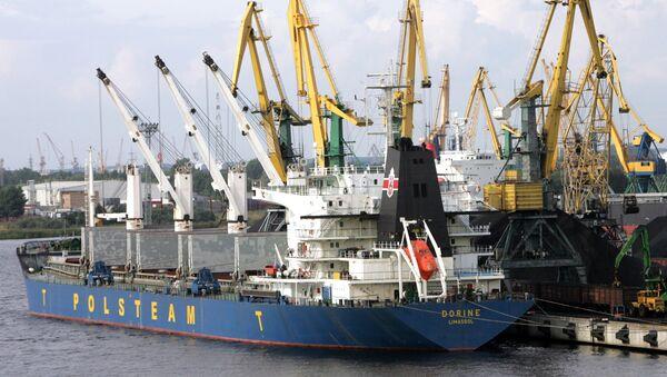 Dengiz porti - Sputnik Oʻzbekiston