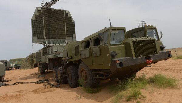 Учения ВВС и ПВО на юге России - Sputnik Ўзбекистон