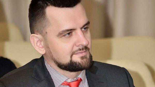 Советник Минэкономразвития Саратовской области Юрий Аршинов - Sputnik Узбекистан