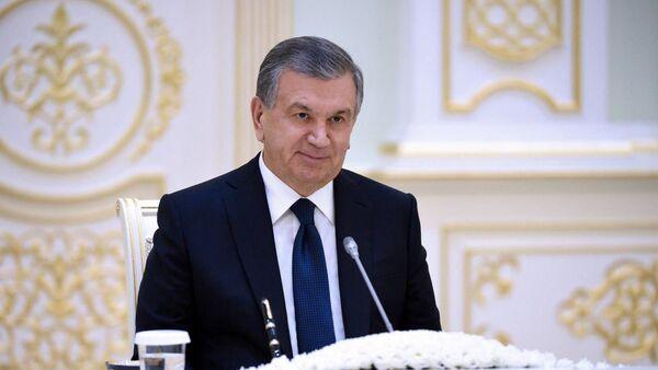Шавкат Мирзиёев принял делегацию Конгресса США - Sputnik Ўзбекистон
