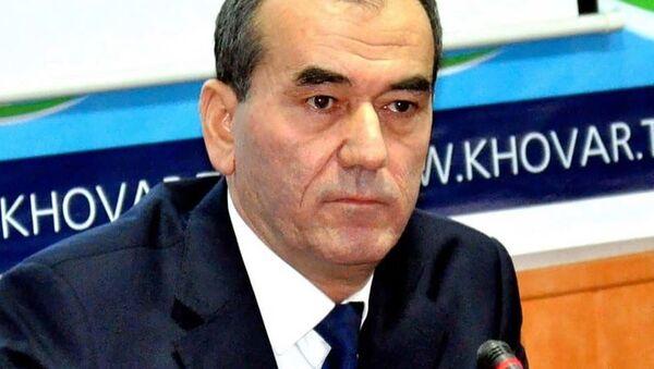 Министр энергетики Таджикистана Усмонали Усмонов  - Sputnik Узбекистан