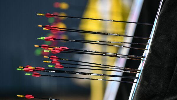Всероссийские паралимпийские соревнования. Первый день - Sputnik Узбекистан