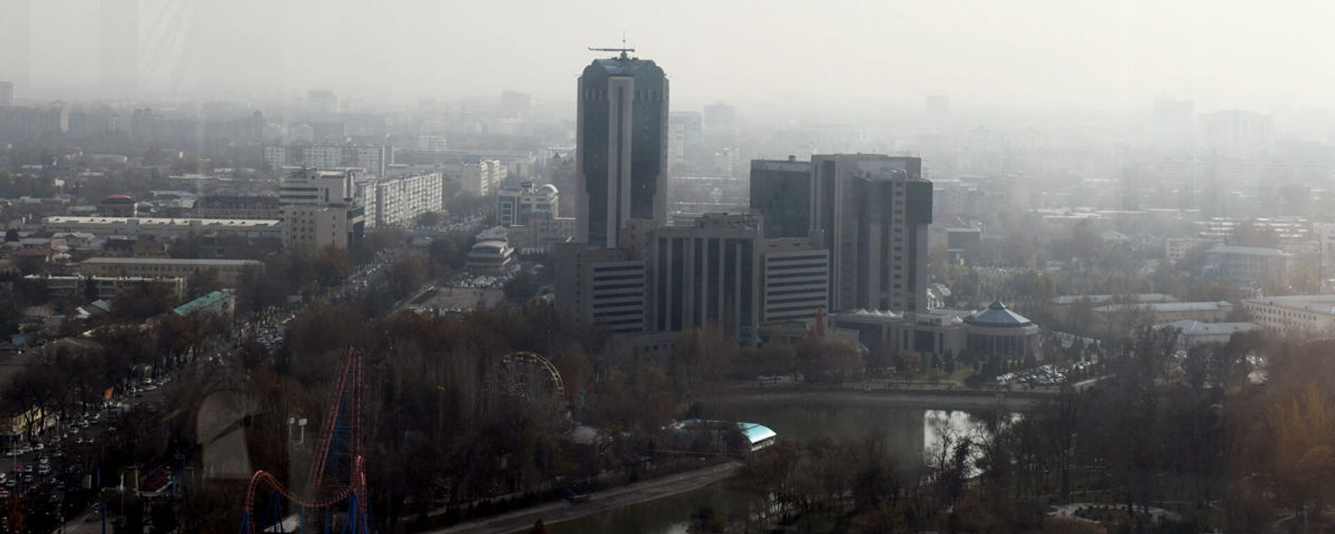 Внутри телевизионной башни в Ташкенте - Sputnik Узбекистан, 1920, 23.05.2021
