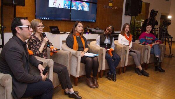 Диалог с молодежью в Ташкенте - Sputnik Ўзбекистон