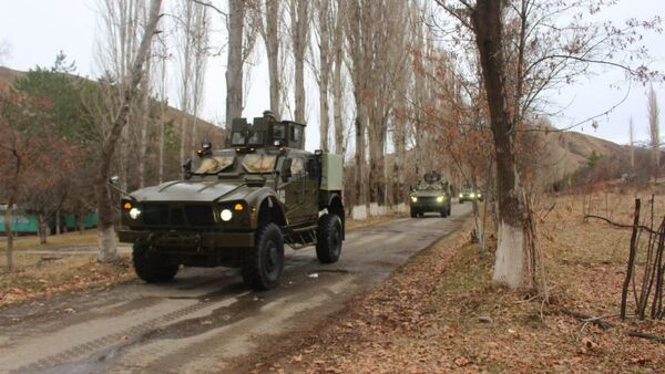 Первый день проверки войск Минобороны Узбекистана - Sputnik Ўзбекистон