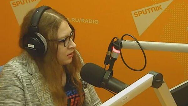 Эксперт Виктория Легранова - Sputnik Узбекистан