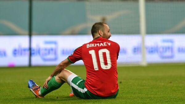 Futbolist tashkentskogo Lokomotiva Marat Bikmayev  - Sputnik Oʻzbekiston