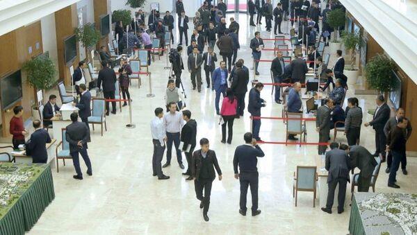 Инвестиционный форум прошел в Ташкенте - Sputnik Узбекистан