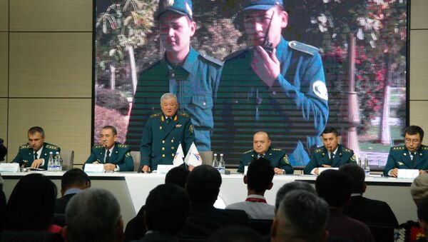 Press-konferentsiya MVD RUz - Sputnik Oʻzbekiston